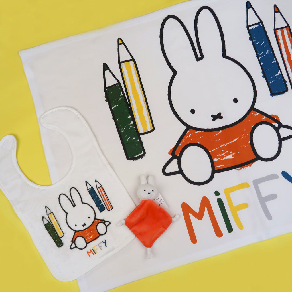 Miffy New Baby Blanket Set - Limited Stock