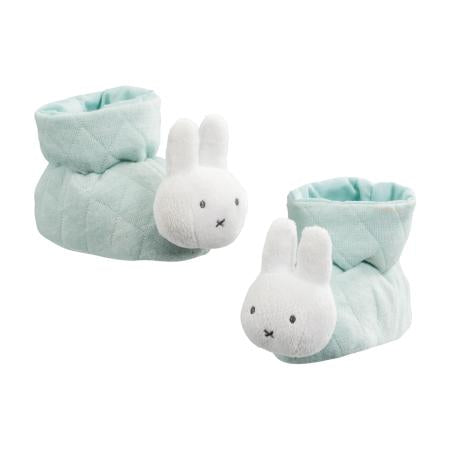 Miffy Mint Booties Miffy Mint Booties