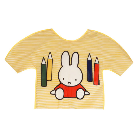 Miffy Long Sleeve Apron - No Pocket Long Sleeve Apron