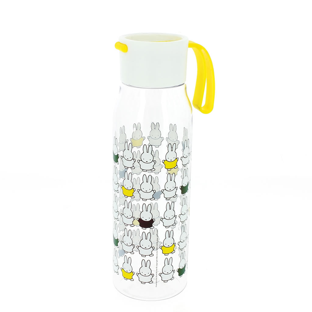 Miffy Water Bottle with Rubber Handle Miffy Water Bottle with Rubber Handle