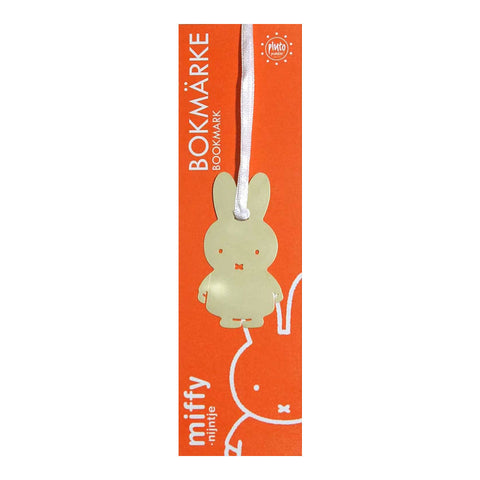 Miffy Bookmark Gold Bookmark