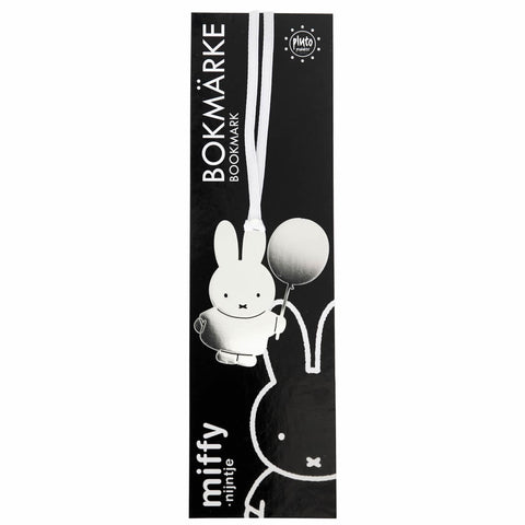 Miffy Bookmark Balloon Bookmark