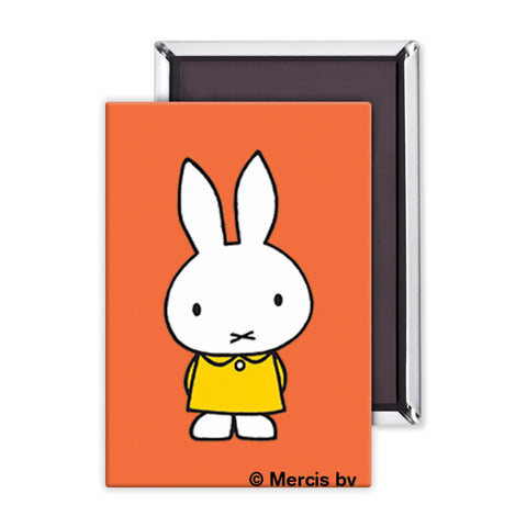 Miffy in a Yellow Dress Magnet