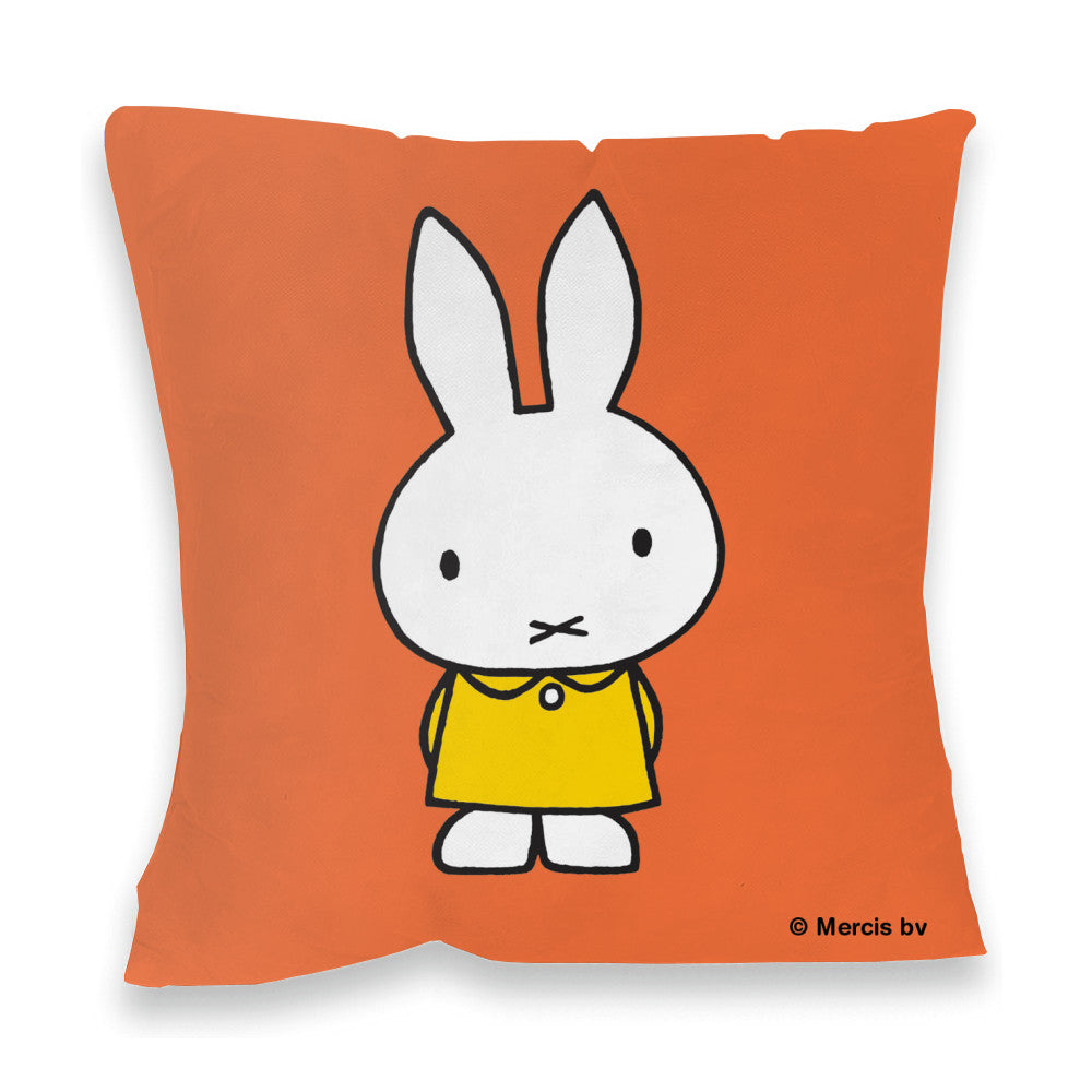 Miffy in a Yellow Dress Cushion