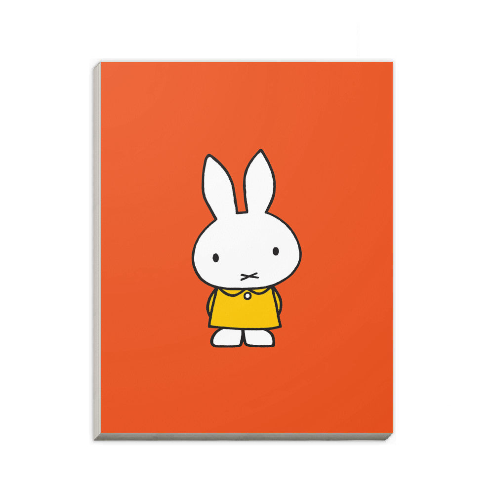Miffy in a Yellow Dress A6 Notepad