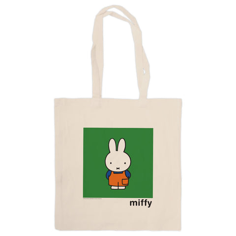 Miffy in Dungarees Tote Bag