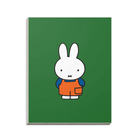 Miffy in Dungarees A6 Notepad
