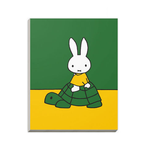 Miffy on a Tortoise A6 Notepad