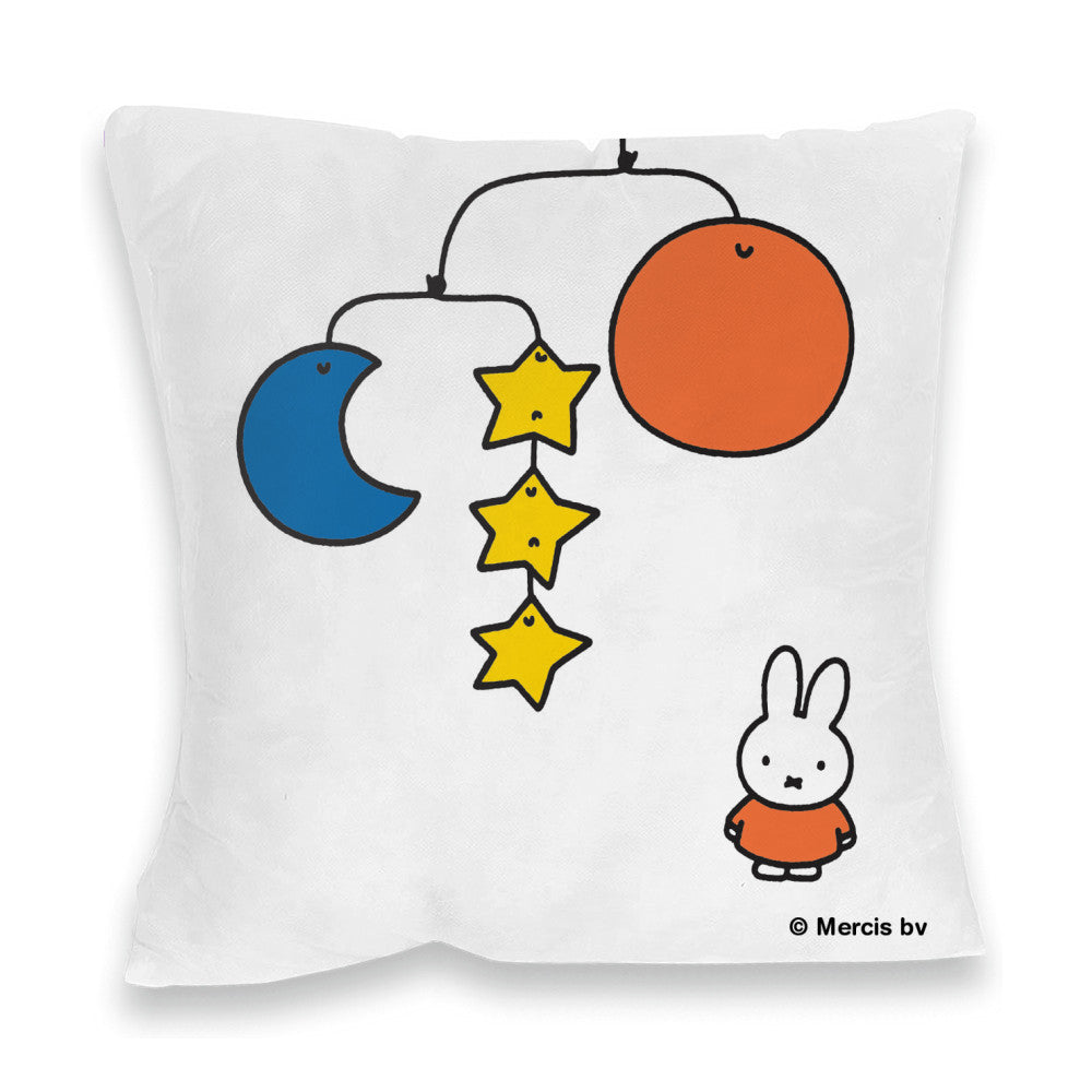 Miffy with a Planet Mobile Cushion