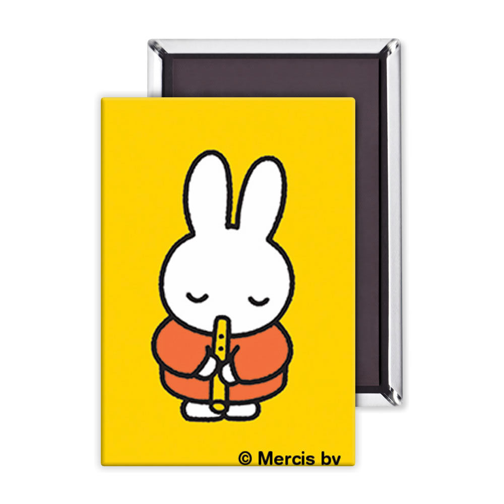 Miffy Playing the Recorder Magnet