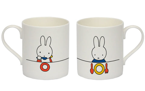 Miffy Bone China Mug