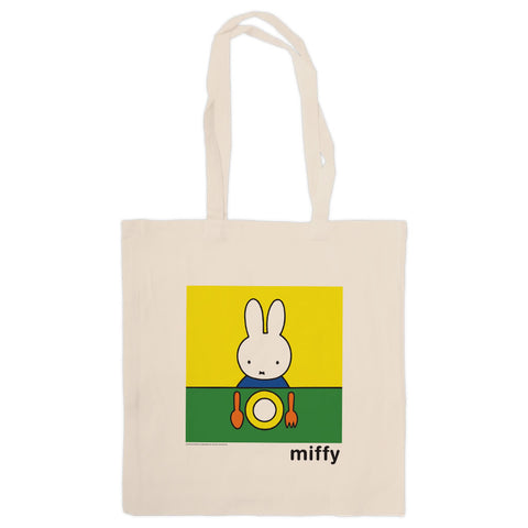 Miffy Ready to Eat Tote Bag