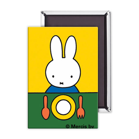 Miffy Ready to Eat Magnet
