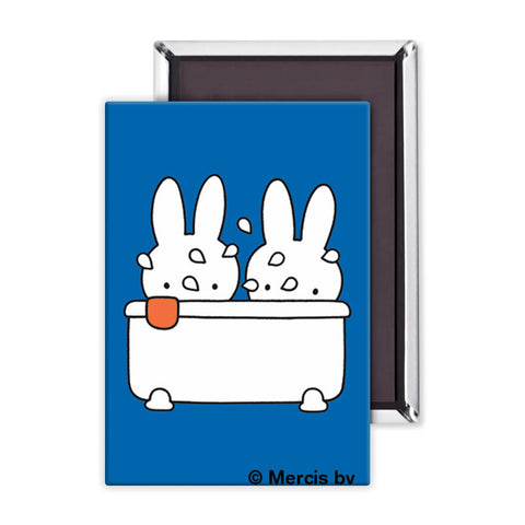 Miffy Taking a Bath Magnet
