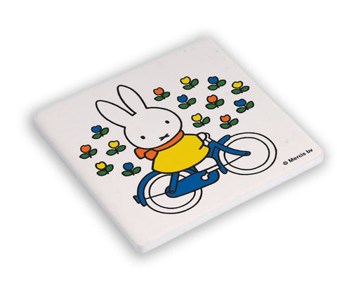 Miffy Ceramic Coaster