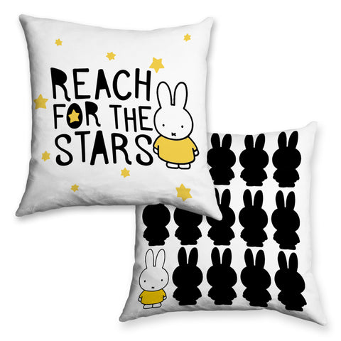 Miffy Silhouette Cushion