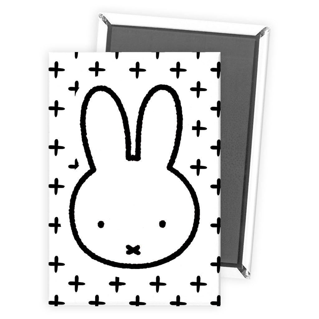Miffy Face Magnet