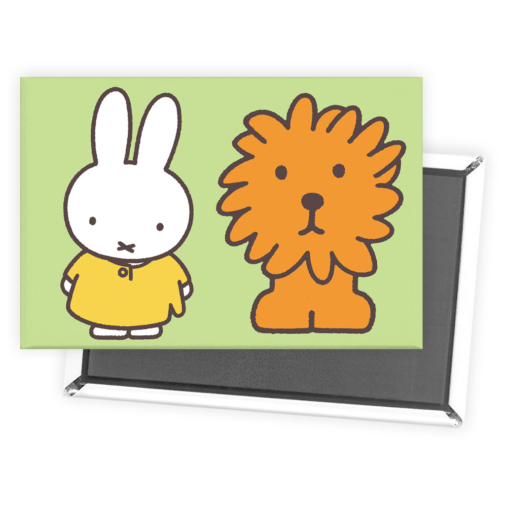 Miffy Animals Map Magnet