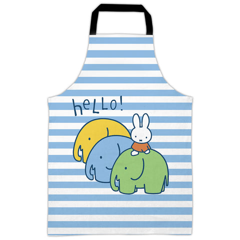 Miffy elephants Kids Apron