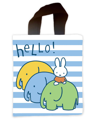 miffy elephants Mini Edge to Edge Tote