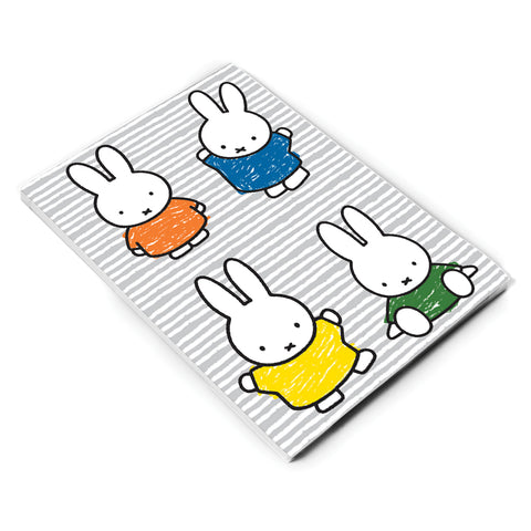 Miffy Coloured Dresses A5 Notepad