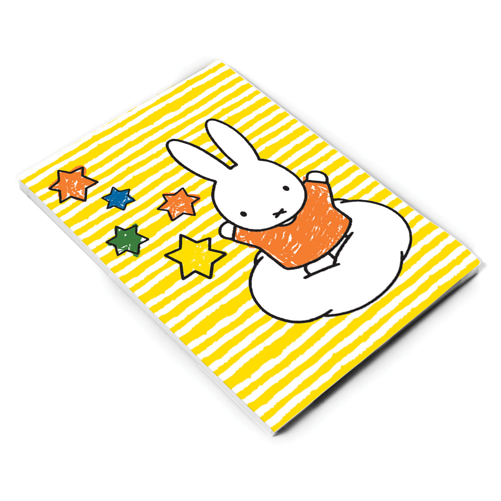 Miffy Stars A6 Notepad