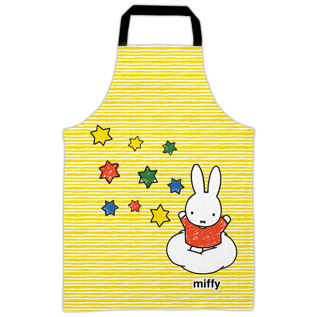 Miffy stars Kids Apron