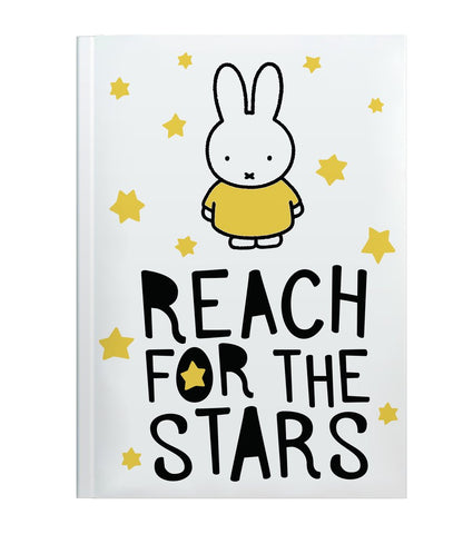 Miffy Reach For The Stars Perfectbound A5 Notebook