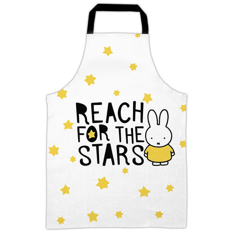 Miffy reach for the stars Kids Apron