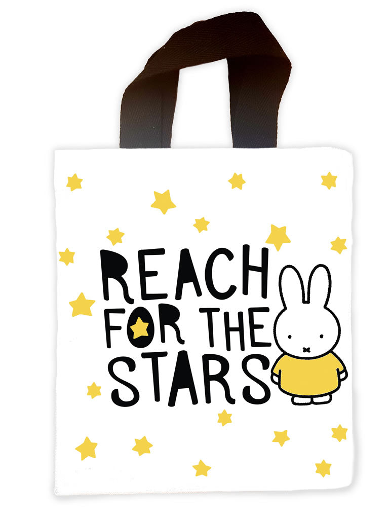 miffy reach for the stars Mini Edge to Edge Tote