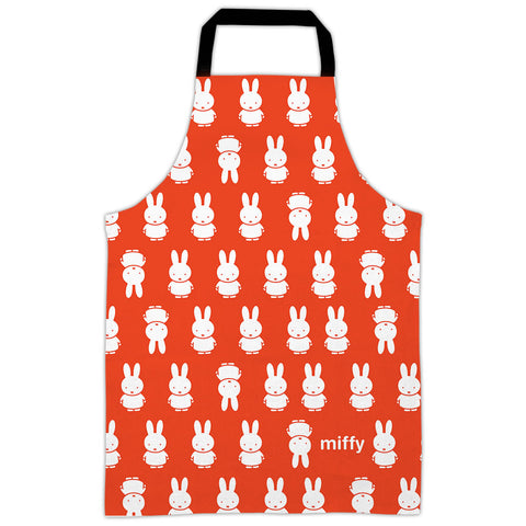 Miffy orange Kids Apron