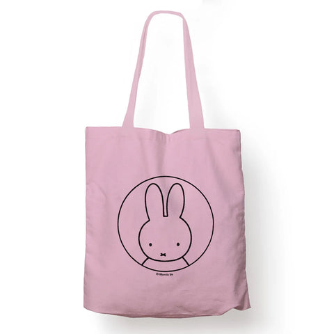 Miffy Pink Tote Bag