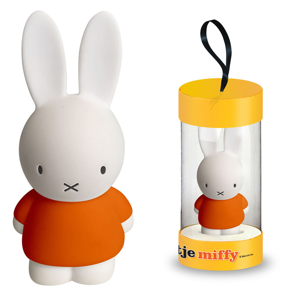 Miffy Red Figurine Miffy Red Figurine