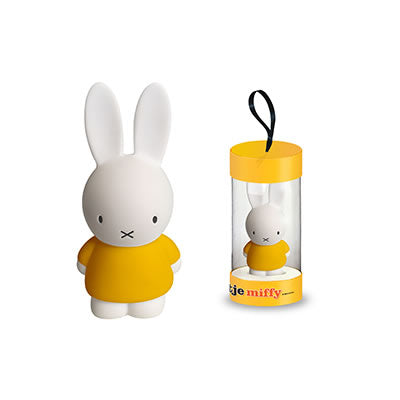 Miffy Yellow Figurine Miffy Yellow Figurine