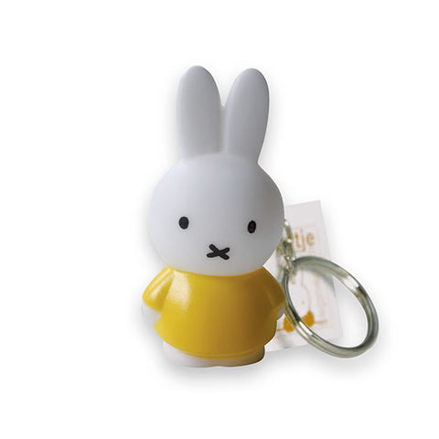 Miffy Yellow 3D Keyring / Bag Charm Miffy Yellow 3D Keyring / Bag Charm