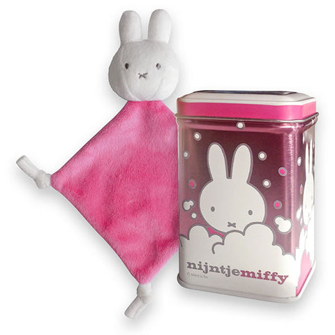 Pink Miffy Comforter in Tin Pink Miffy Comforter in Tin