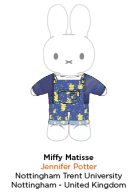 Limited Edition Miffy Matisse Plush - A Fashion Student's Perspective