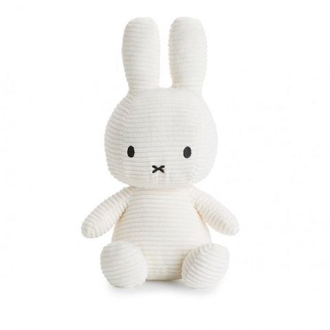 Miffy Corduroy Large Plush