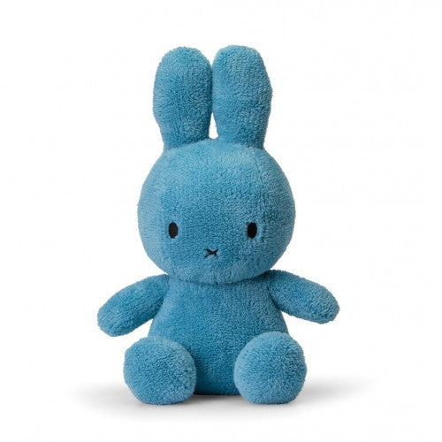 Miffy Terry Large Plush Ocean Blue