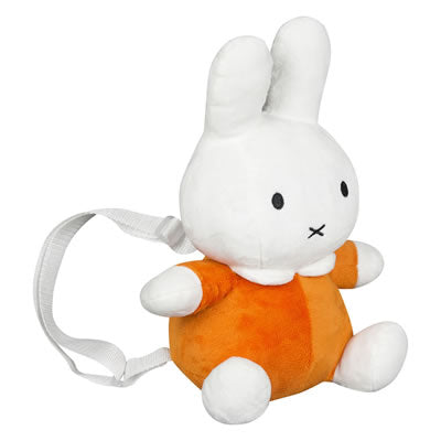 Miffy Plush Orange Backpack
