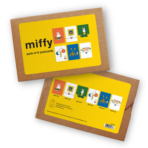 Miffy Postcard Pack Postcard Pack