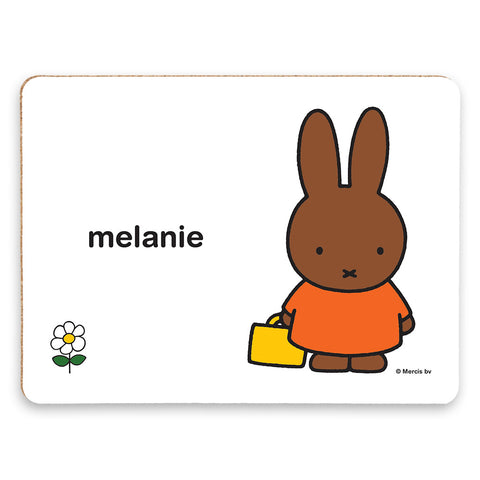 Cute Melanie Personalised Placemat
