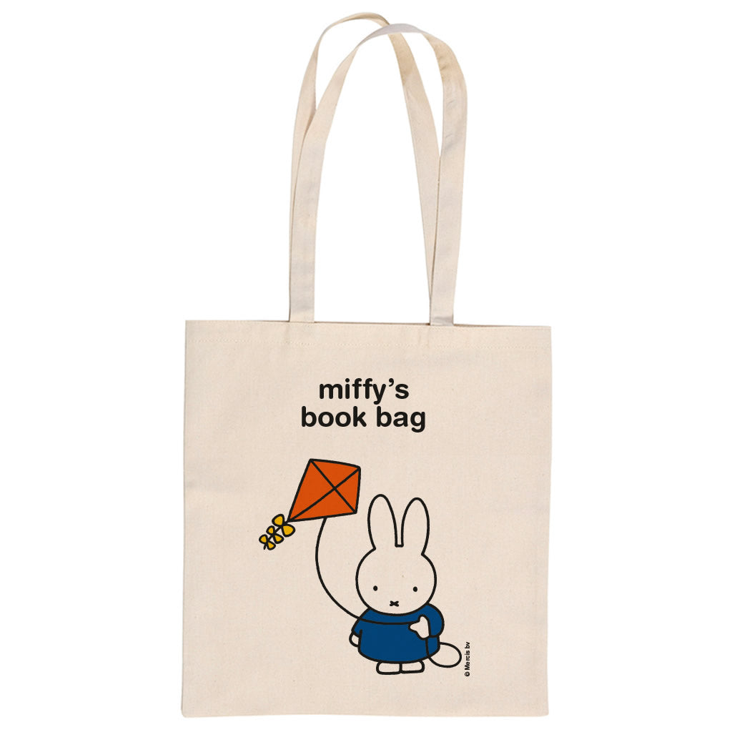 miffy's book bag Personalised Tote Bag