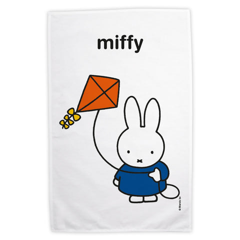 miffy Personalised Tea Towel