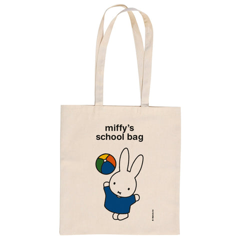 miffy personalised school bag tote