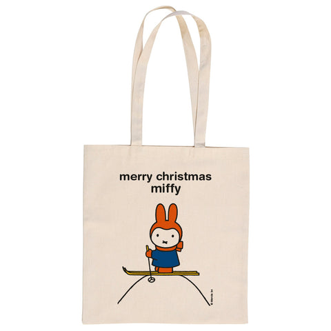 merry christmas miffy Personalised Tote Bag