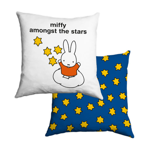 miffy amongst the stars Personalised Cushion