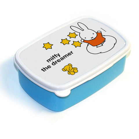 Miffy the Dreamer Personalised Lunch Box
