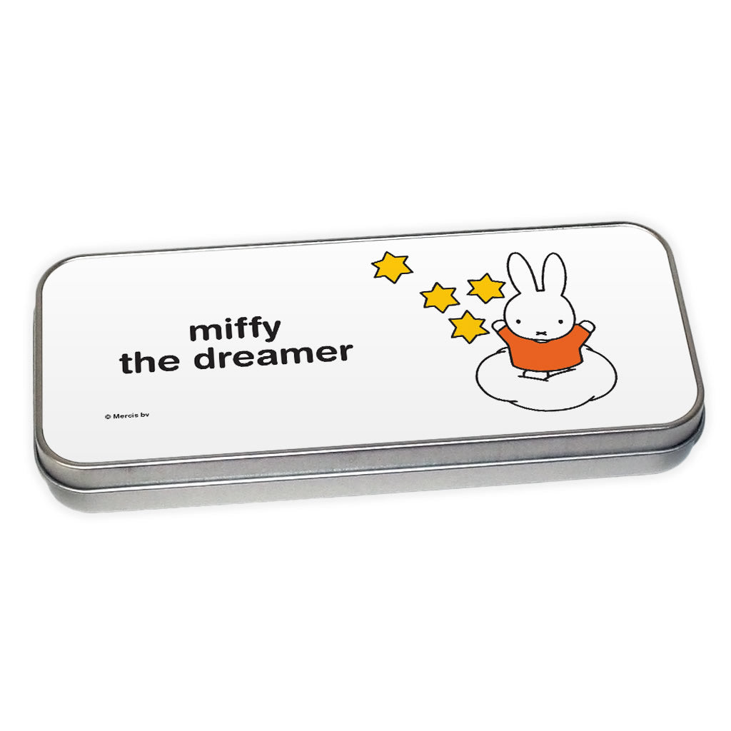 miffy the dreamer Personalised Pencil Tin