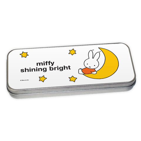 miffy shining bright Personalised Pencil Tin